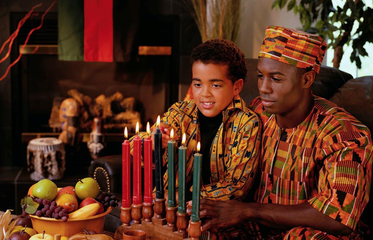 Как отмечают новый год в африканских странах