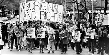 aboriginal civil rights movement Australian rights timeline 1901 commonwealth to legislate on aboriginal affairs and to include indigenous covenant on civil and political rights.
