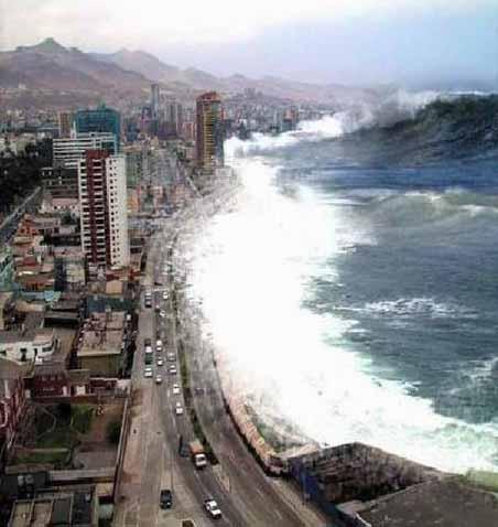 Tsunamis on emaze