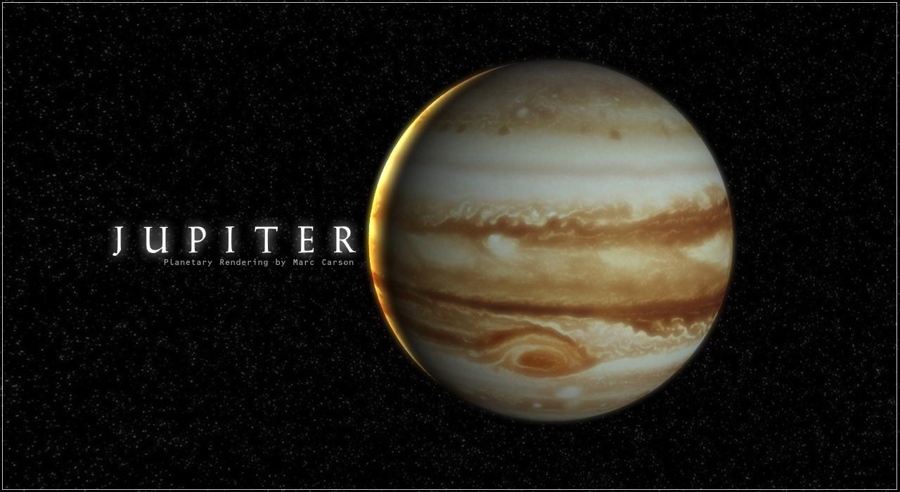 Jupiter  By Mariah Thompson  Jupiter