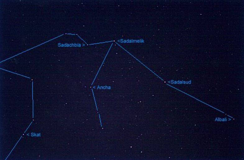 Image Gallery Sadalsuud Star
