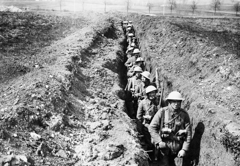 Life in the trenches : Letter home - WriteWork