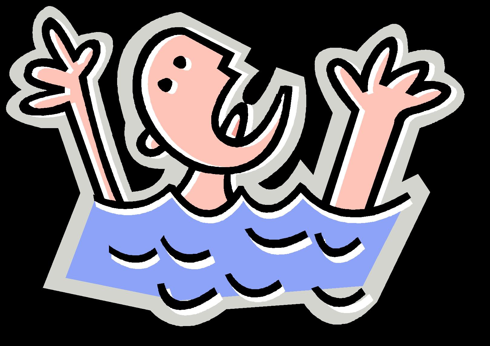 Rip Current Clip Art – Clipart Download