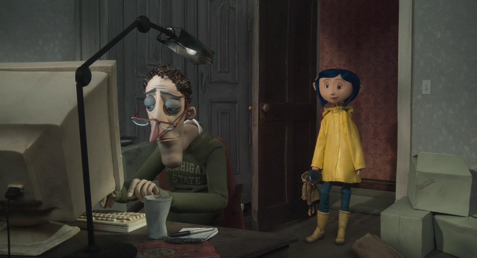 Coraline By Andyyflowerss On Emaze