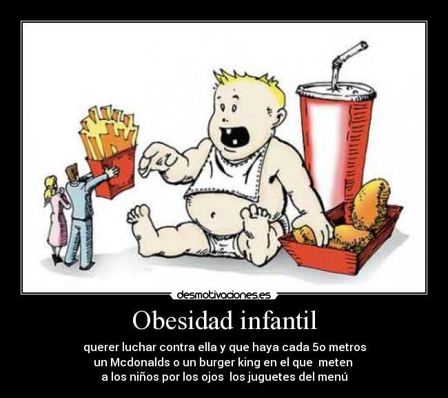 La Obesidad En Niños En Edad Escol