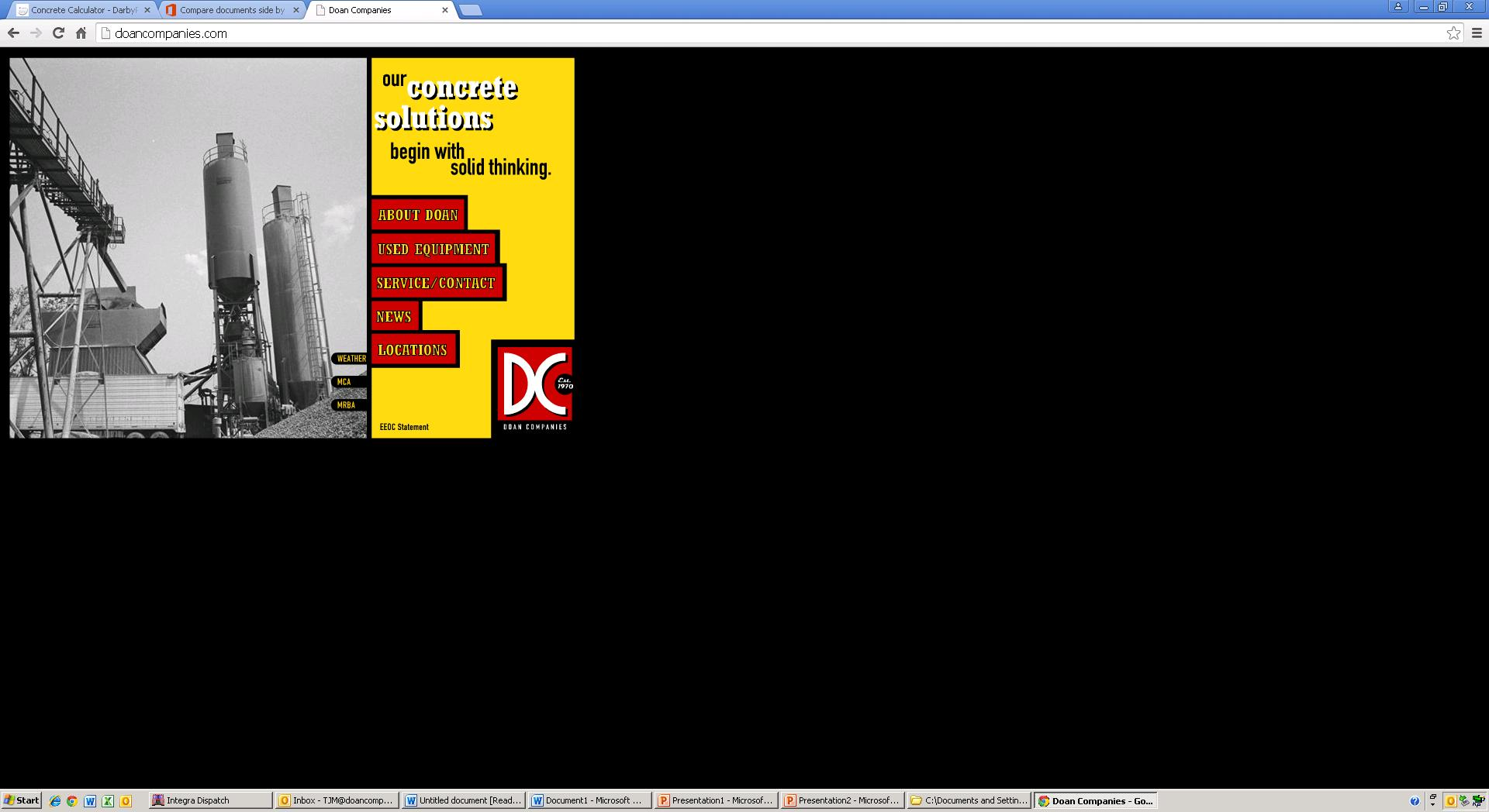 Various websites pptx