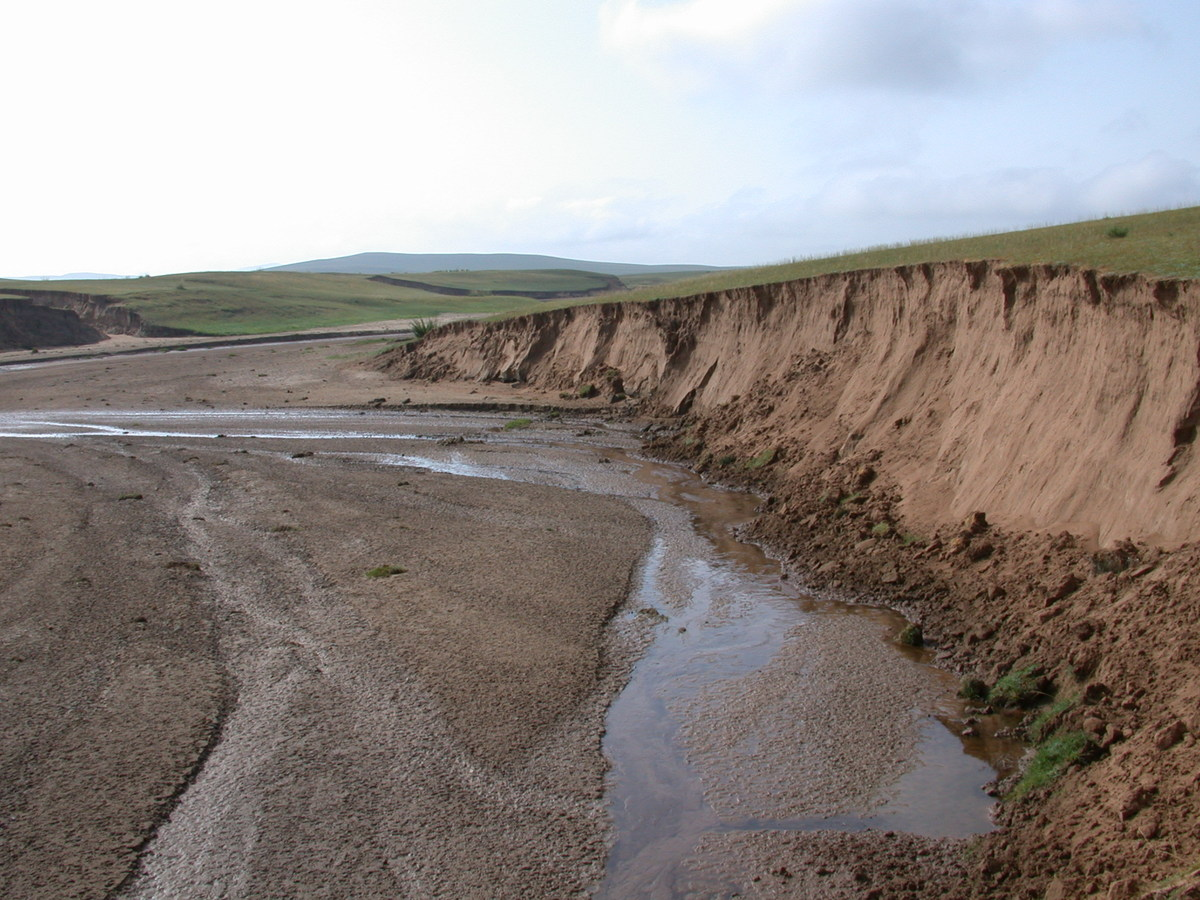 processes of soil erosion Soil erosion by water occurs when individual soil particles become detached and  are then transported and  there are two main runoff generating processes.