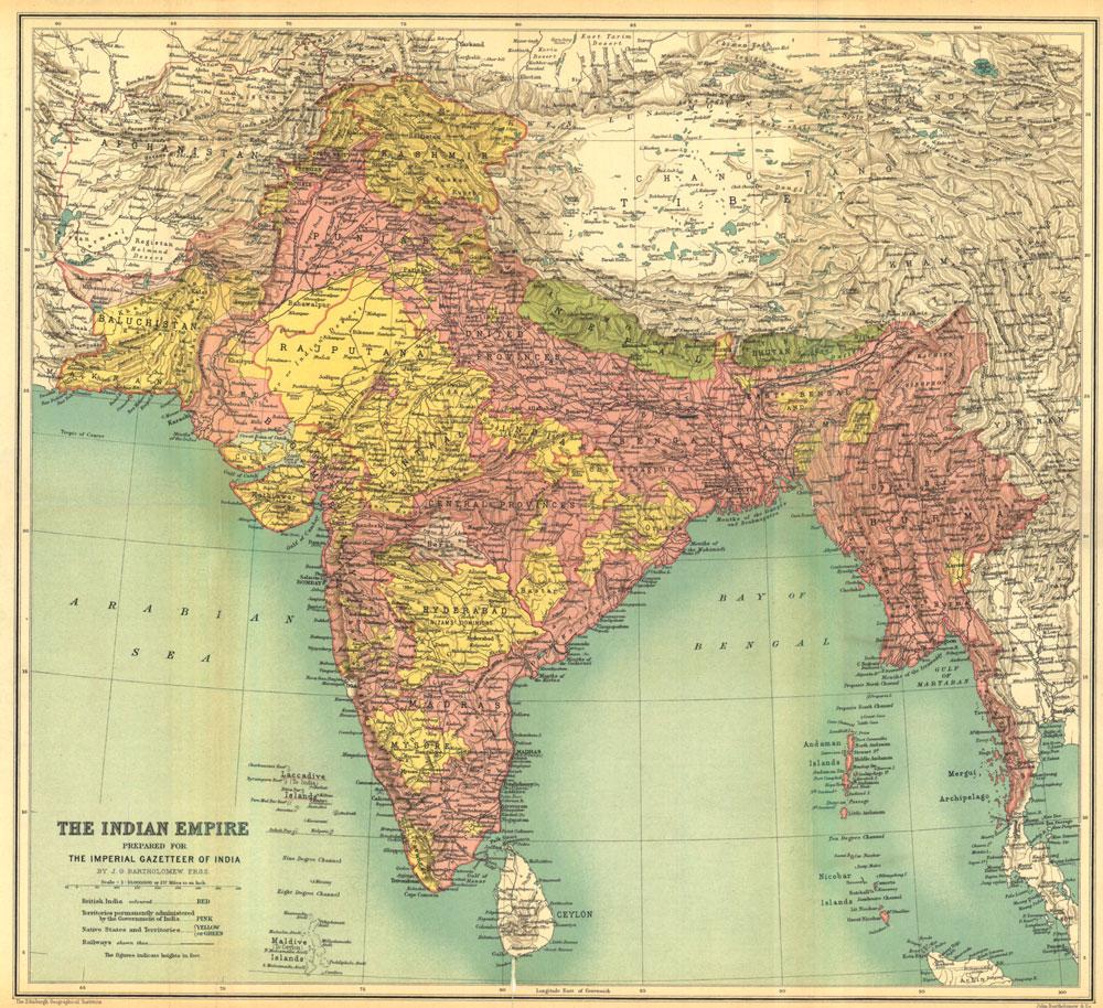 textiles mills in india under british rule