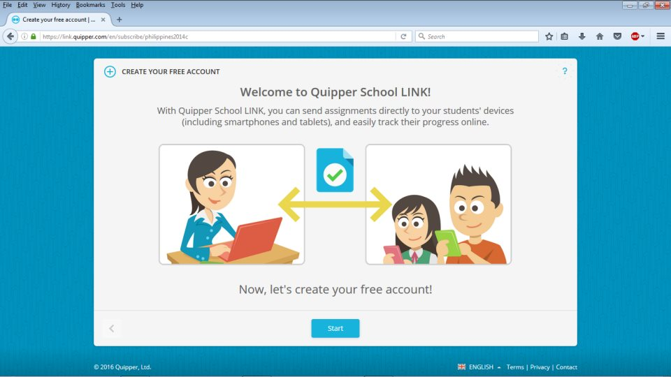 Sign up quipper school stopboris Gallery