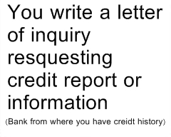 How to write a credit worthiness letter