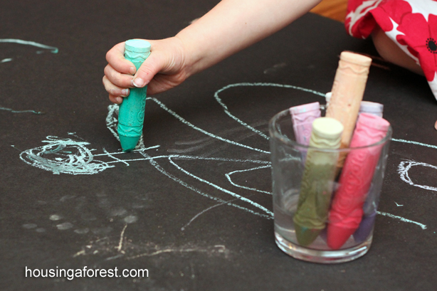 chalk paper Chalkboard contact paper, peel and stick blackboard 18(inches) x 6'(feet): amazonca: office products.