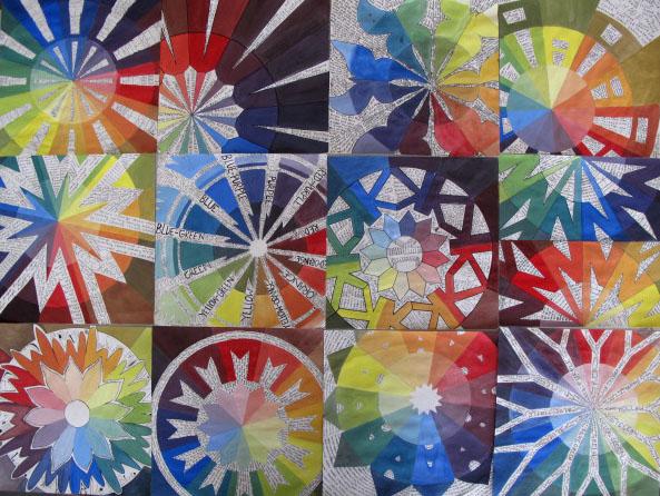 Creative Color Wheelspptx On Emaze