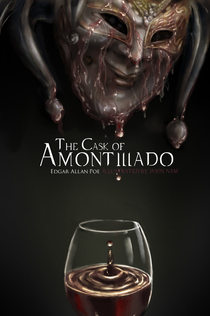 irony and symbolism shown in the cask of amontillado by edgar allan poe The cask of amontillado by edgar allan poe presented by: alyssa hasegawa montresor characters fortunato carnival vs catacombs setting symbolism brief irony.