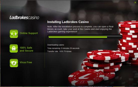 Ladbrokes casino 100 free spins