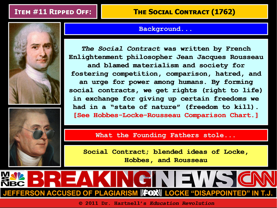 a comparison of hobbes and locke in social contract theory The state of nature: thomas hobbes and jean jacques rousseau hobbes has a more credible theory of man's for hobbes, social contract is a great.
