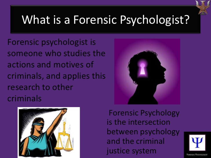 forensic psychology essay titles
