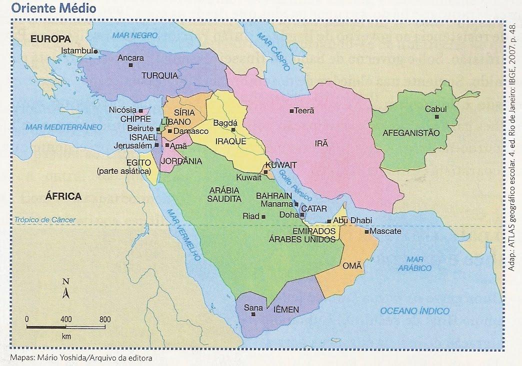 El Medio OrienteIran