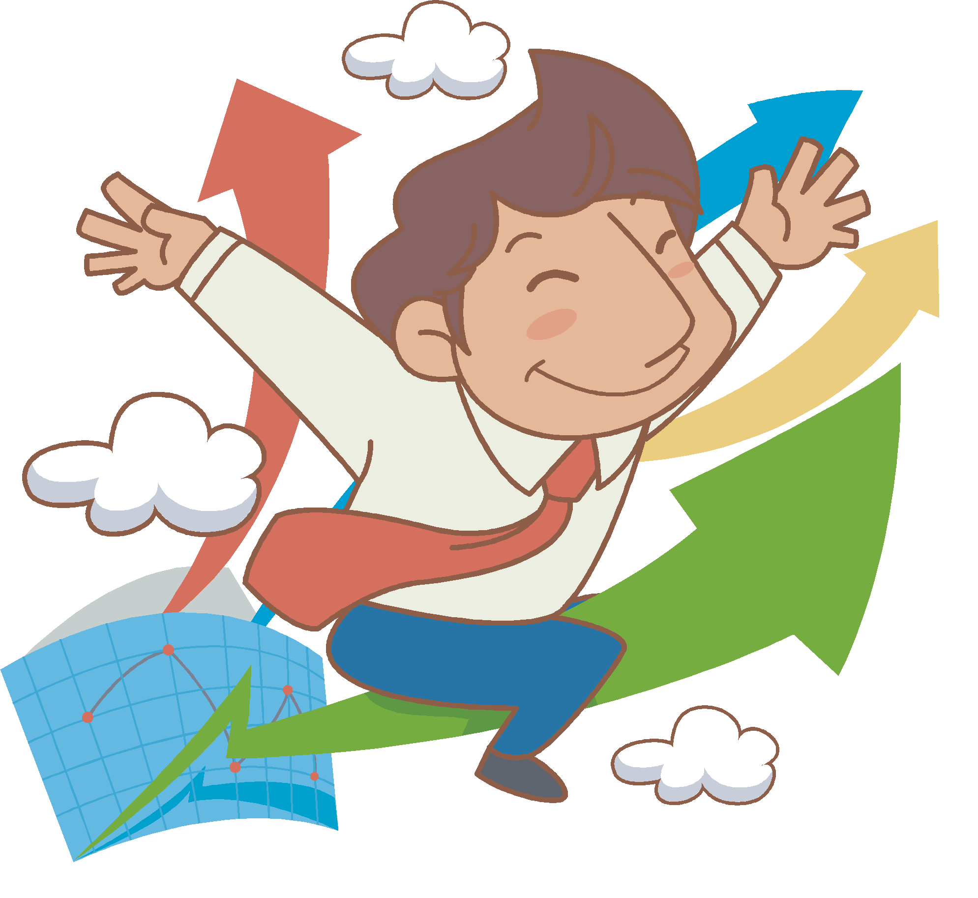 Product Service Management Clipart