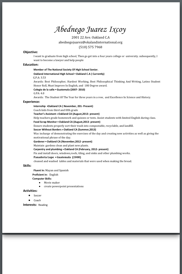 portfolio teacher and internship period Specialist-level portfolio internship year based on 2010-2011 training and internship in school psychology angela e smits, m ed university of cincinnati.
