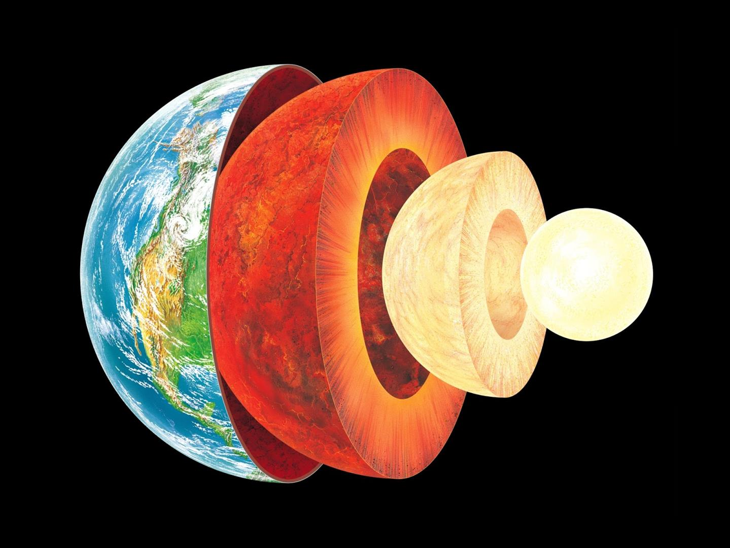 Earths Layers on emaze