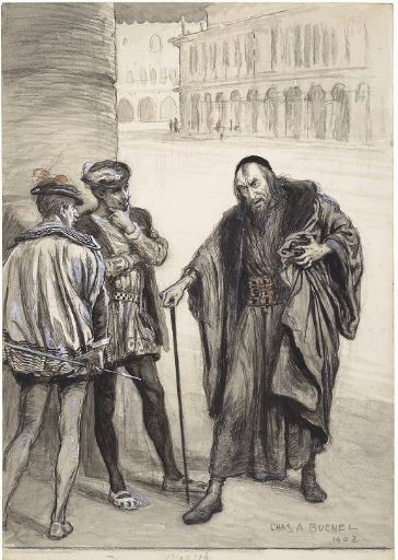 Shylock and the Merchant of Venice
