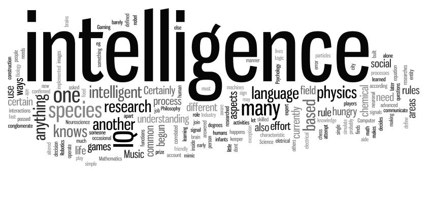 visual spatial intelligence essay Howard gardner (1983) proposed a new view of intelligence that is rapidly being   this intelligence is not limited to visual domains-- gardner notes that spatial  intelligence is also  traditional tests (eg multiple choice, short answer, essay.