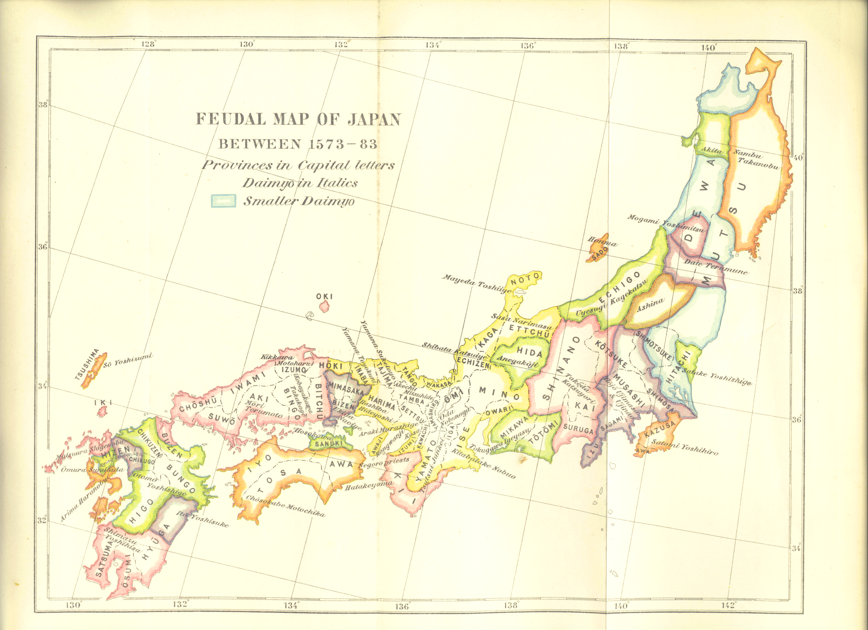 Japan Emaze Project Groover On Emaze - Map of feudal japan 1600