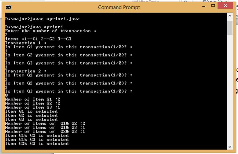 Apriori Algorithm   CodeProject