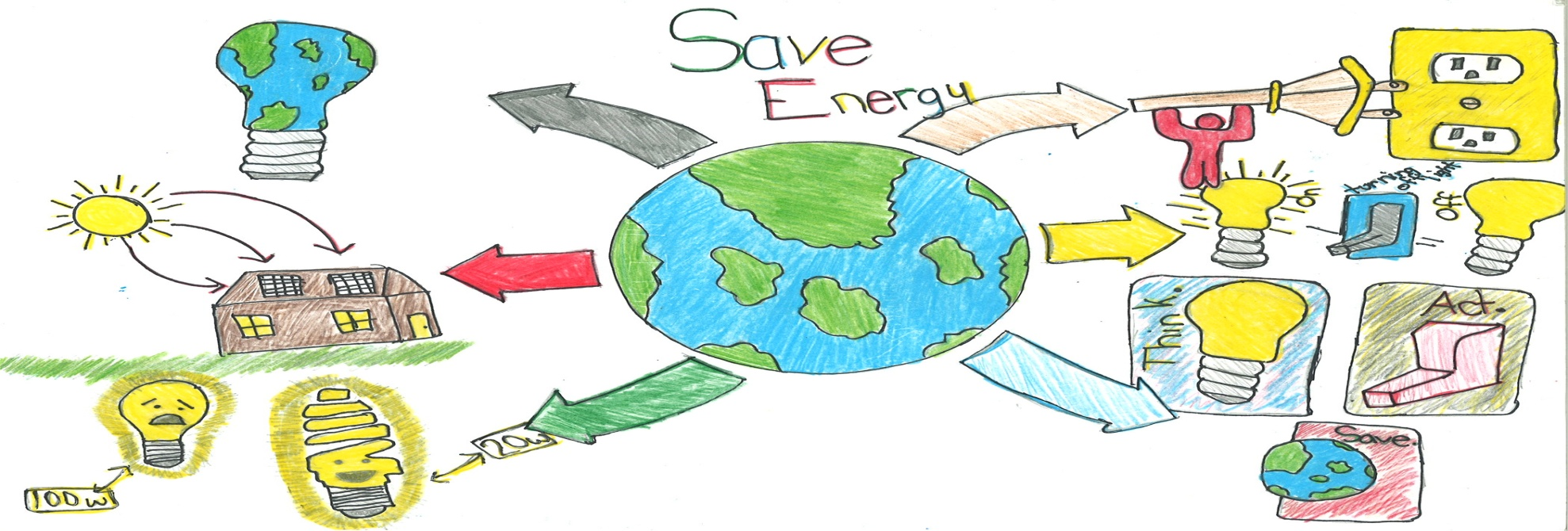 Energy on emaze for Save energy painting
