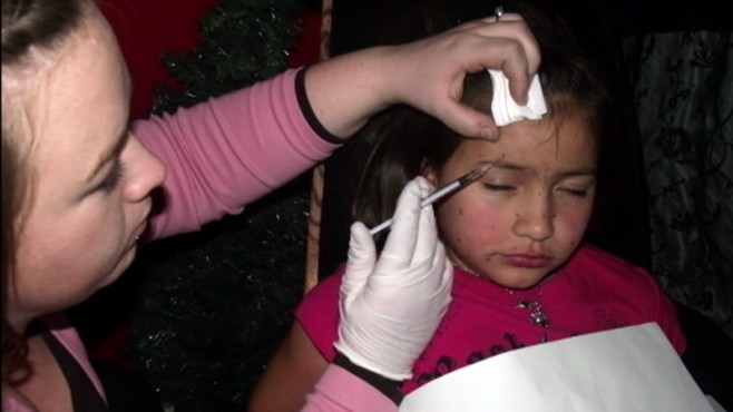 child beauty pageants on emaze the photo above shows a mother injecting her 8 year old daughter botox why else are pageants harmful