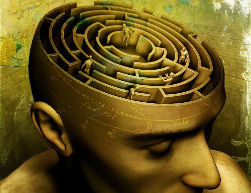 Resultado de imagem para a mente mente