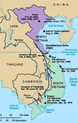 17th Parallel Vietnam Map.Vietnam By Cashsf On Emaze
