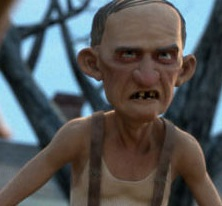 Monster House Movie Old Man Rodentsolutions