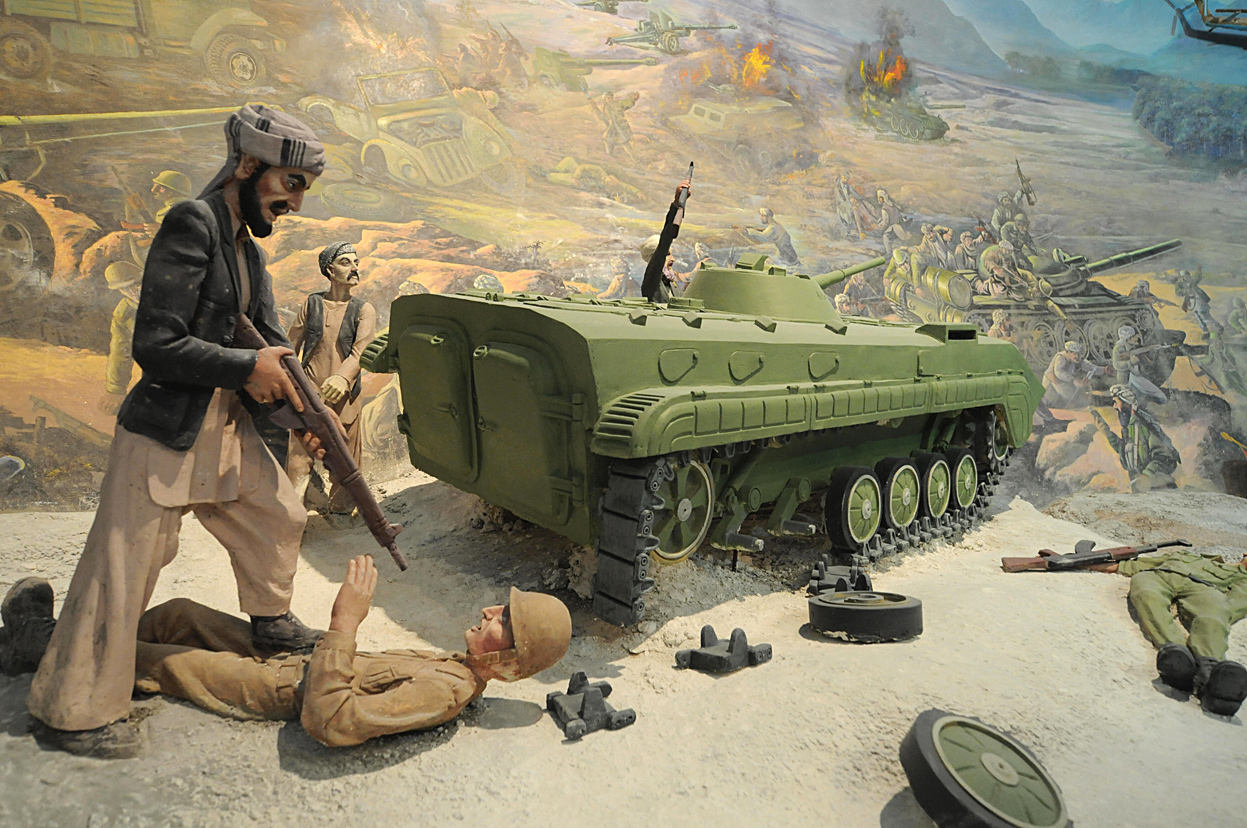 The Russian Invasion Of Afghanistan on emaze