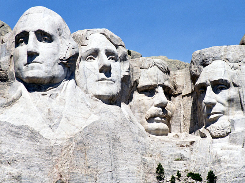 Mount Rushmore on emaze