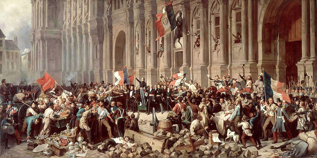 a description of art as an influence during the french revolution French revolutionary culture the culture of the french revolution was not confined to high art several popular songs emerged during the french revolution.