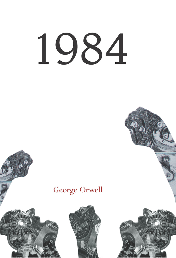 an analysis of the symbolism used in george orwells 1984 Symbolism in 1984 by george orwell symbols are everywhere whether it's the cross of christianity analysis, orwell] 1935 words (55 pages) strong essays.