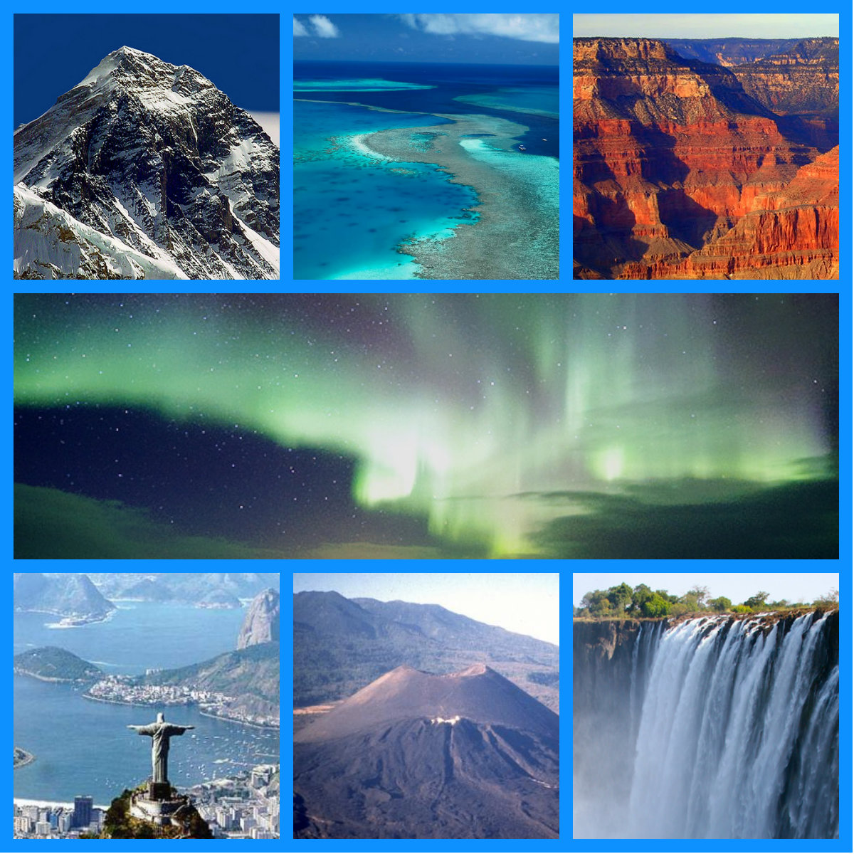 natural wonders of the world 5