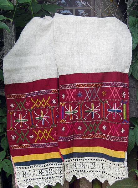 Удмуртская вышивка и орнамент 78