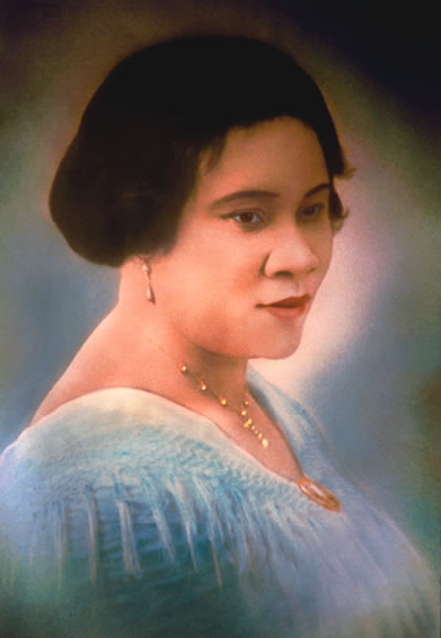 a biography of sarah breedlove a founder of madam walkers cosmetic company Marjorie joyner was employed by the madame cj walker cosmetic company and assigned her patent rights to that company  sarah breedlove walker, the first black.