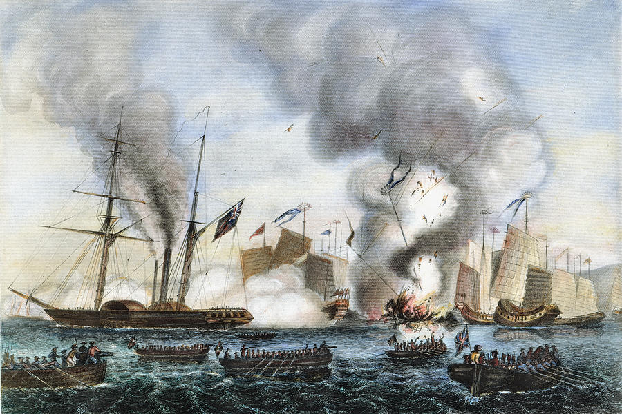 opium trade impact of the opium The first opium war left an indelible scar on china the mainland lost hong kong and was forced to open up trade to the opium war (or how hong kong began.