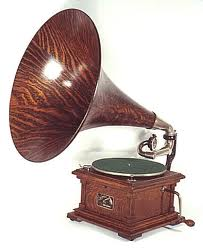 the portable phonograph short story