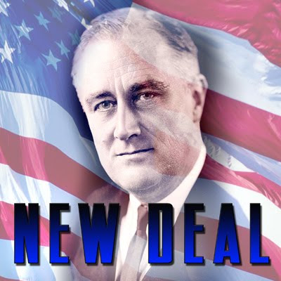 fdr s government and the implementation of