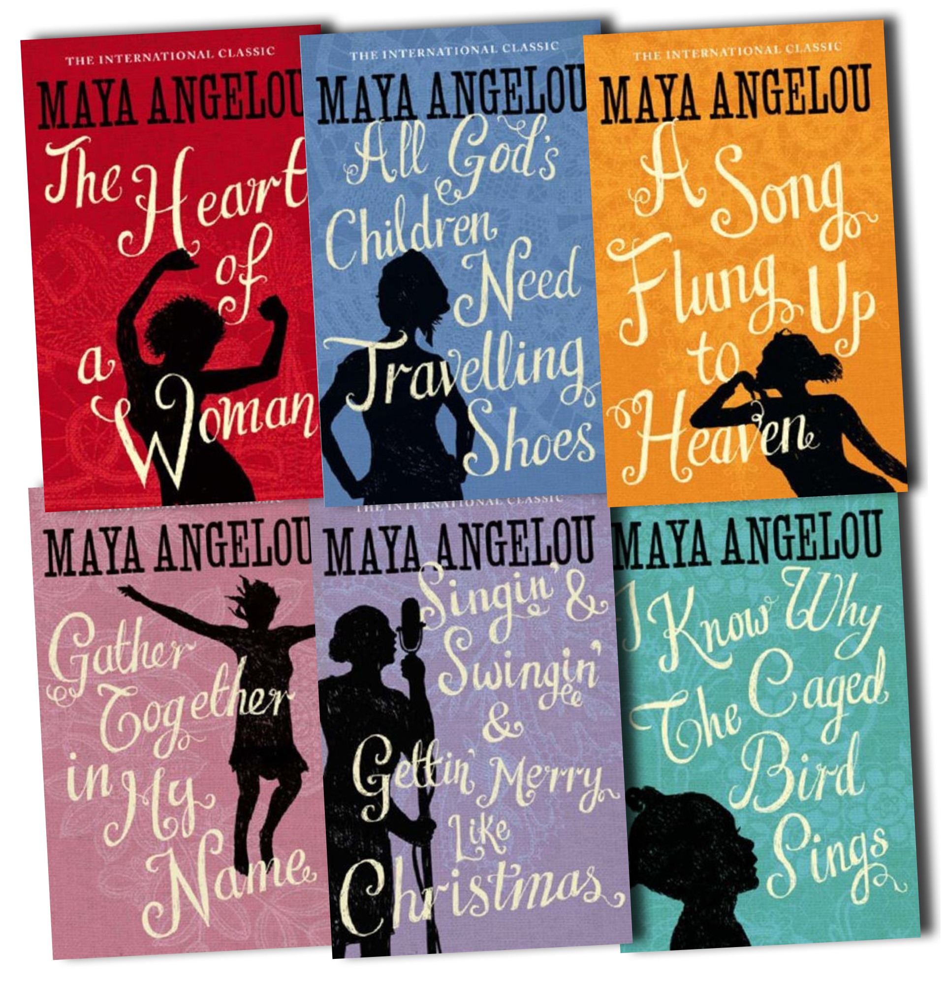 maya angelou's i know why the