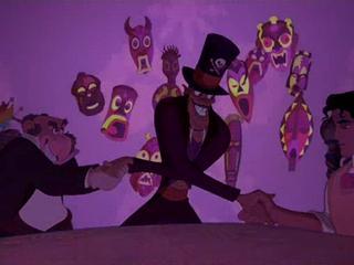 princess and the frog villain song