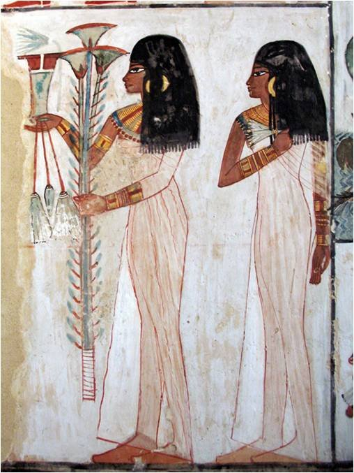 The Status of Women in Ancient Egyptian Society