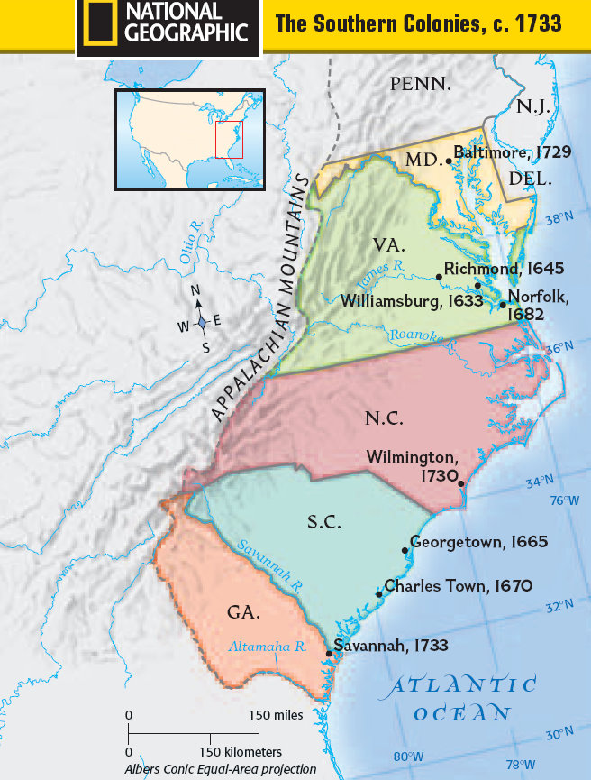 virginia changes in the economy and labor system and the southern colonies American colonies (1607-1763) southern colonies (maryland, virginia, n/s carolina, georgia.