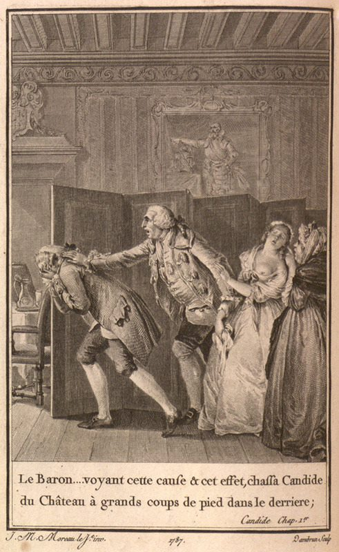 Dissertation Candide De Voltaire