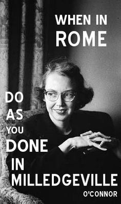the unique writing styles of flannery oconnor