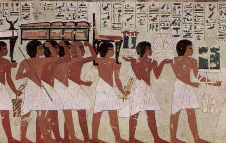 Ancient Egyptian Trade